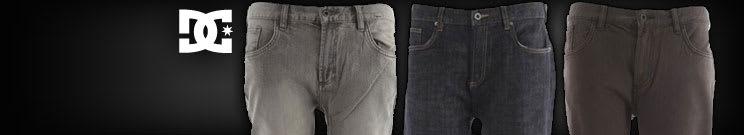 DC Jeans & Pants