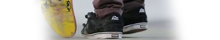 Adio Skate Shoes