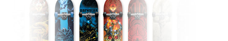 Darkstar Complete Skateboards