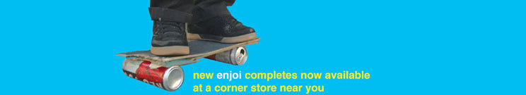 Enjoi Complete Skateboards