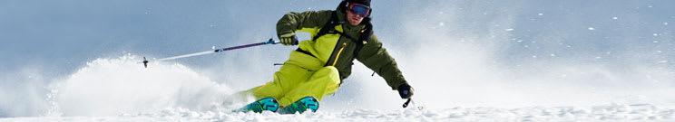 Intermediate Skis