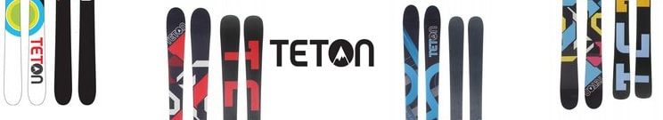 Teton Skis