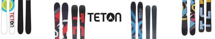Teton Skis