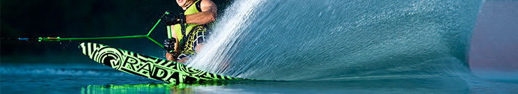 Slalom Waterskis