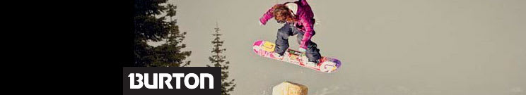 Burton Snowboards, All Models