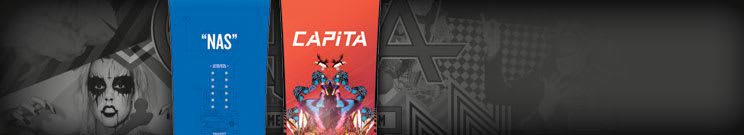 Capita Snowboards, All Models