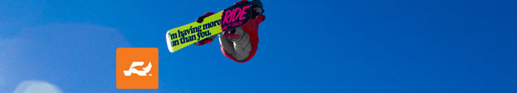 Ride Buckwild Snowboards