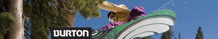 Burton Snowboard Bindings