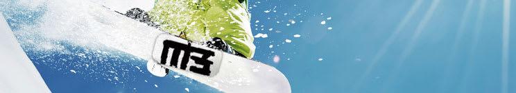 M3 Snowboard Boots