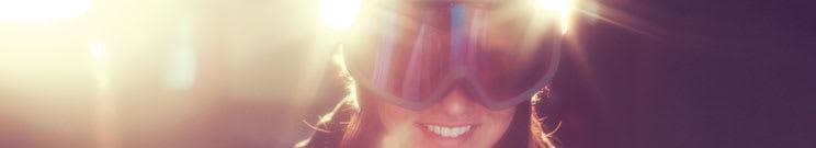 Electric Snowboard & Ski Goggles