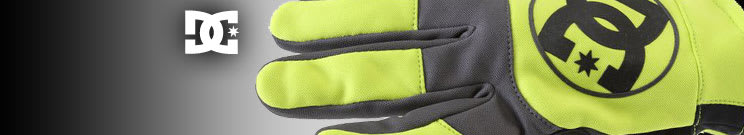 DC Snowboard Gloves