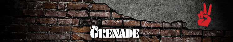 Grenade Snowboard Mittens