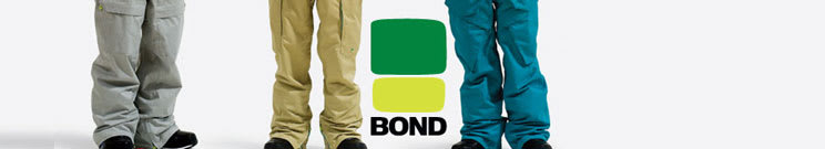 Bond Snowboard Pants