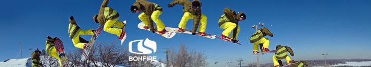 Bonfire Snowboard Jackets