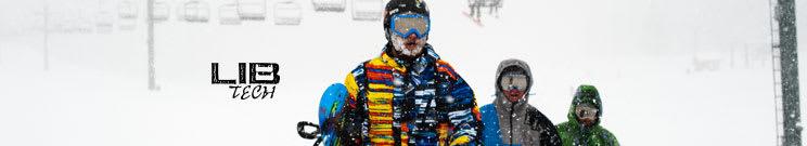 Lib Tech Snowboard Jackets