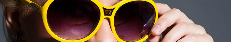 Oversized Sunglasses