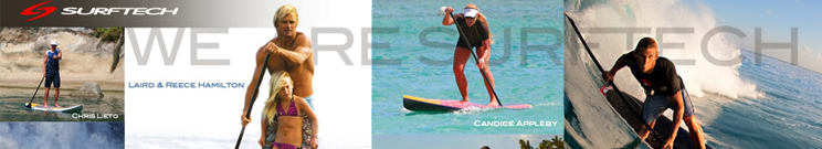 Surftech SUP Paddles