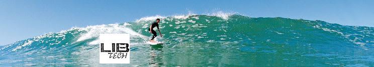 Lib Tech Surfboards