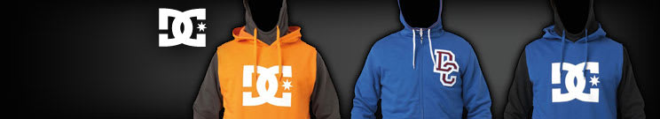 DC Sweatshirts - Hoodies