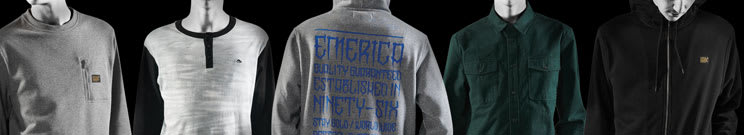 Emerica Sweatshirts - Hoodies