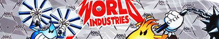 World Industries Wakeboards