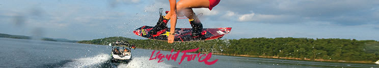 Liquid Force Wakeboard Bindings
