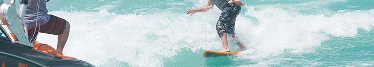 Ronix Wakesurf Boards, Wakesurfers