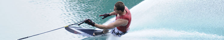 Accurate Water Ski Handles & Lines