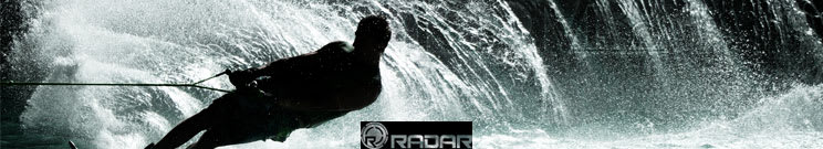 Radar Waterski Handles & Lines