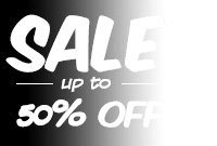 Sale on last seasons gear