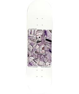 Heroin Piss Stained Love Skateboard Deck