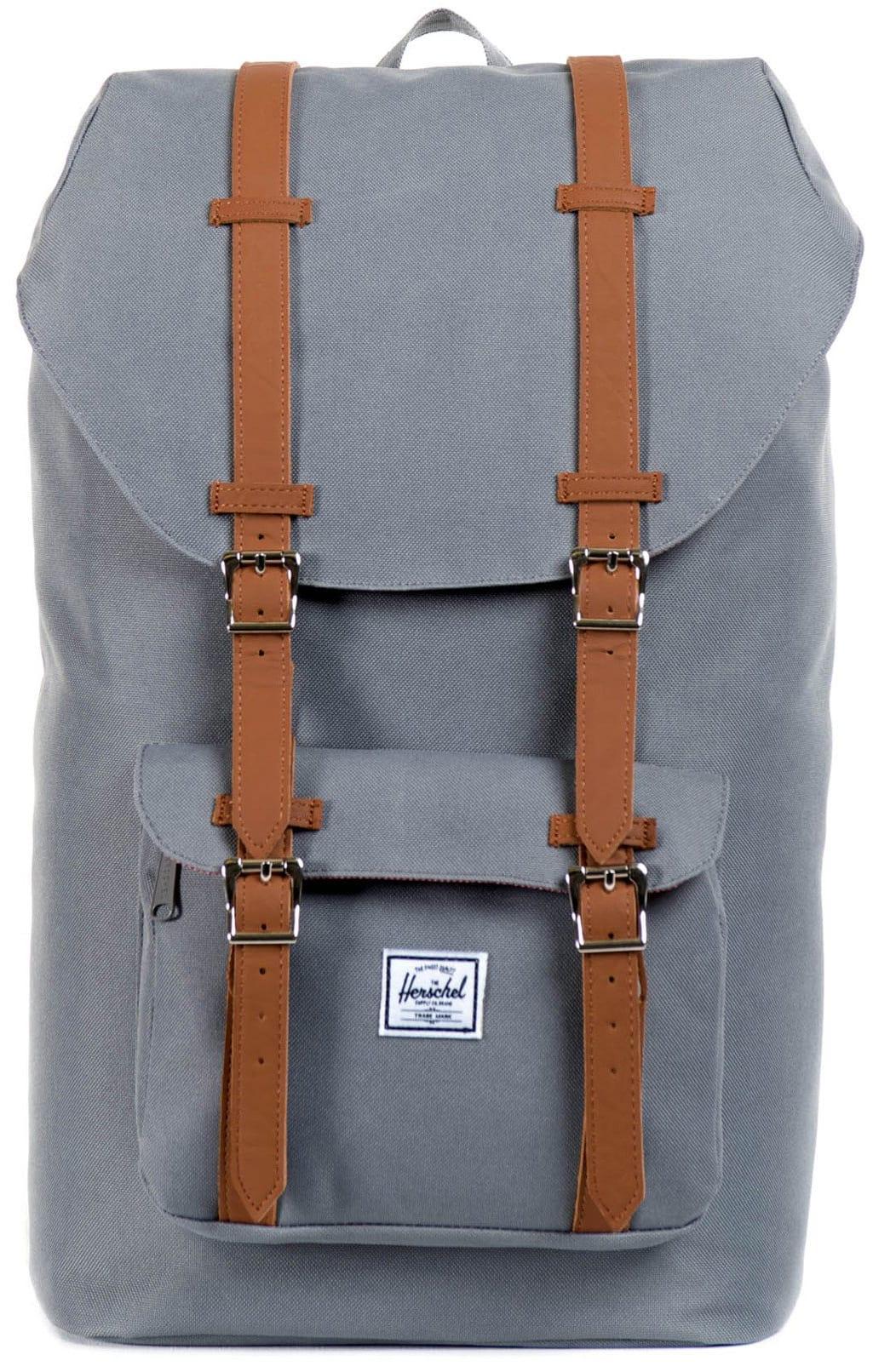 on sale herschel little america backpack up to 40 off. Black Bedroom Furniture Sets. Home Design Ideas