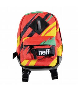 Neff Highback Backpack Rasta