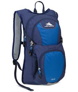 High Sierra Longshot 70 Hydration Pack True Navy/Royal Cobalt 2L