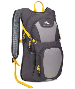 High Sierra Longshot 70 Hydration Pack Mercury/Ash/Yell-O 2L
