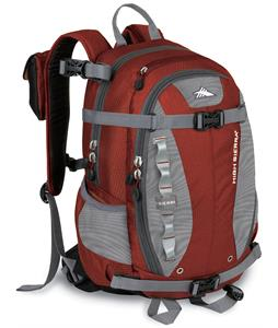 High Sierra Spire 2500 25L Backpack Pomodor/Ash Wavy Stripes