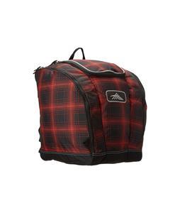 High Sierra Trapezoid Boot Bag Laser Plaid