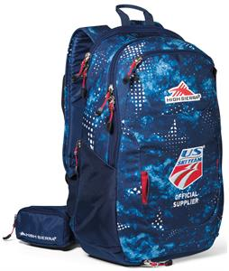 High Sierra U.S. Si Team Backpack Star Gaze/True Black