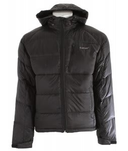 Hi-Tec Crack Of Dawn Hoodie Jacket Malta/Black