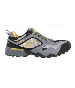 Hi-Tec Crosswind HPI Hiking Shoes Grey/Black/Yellow