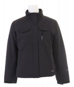 Hi-Tec Cruise Trail Parka Jacket Black