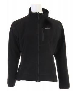 Hi-Tec Fire Island Fleece Jacket Black