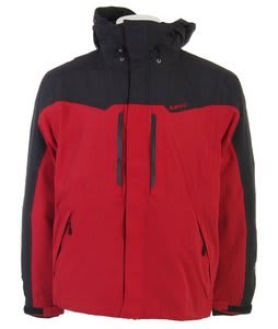 Hi-Tec Granite Peak Parka Jacket Bing/Black
