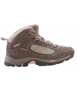 Hi-Tec Kuleni Mid Hiking Shoes Smokey Brn/Taupe/Bloom