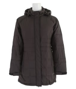 Hi-Tec Madison Avenue Down Parka Jacket Black