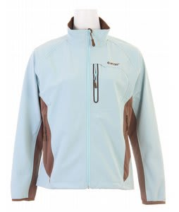 Hi-Tec Misty Mountain Softshell Jacket Meridian/Petrol