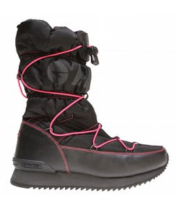 Hi-Tec New Moon 200 Shoes Black/Melon