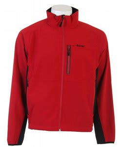 Hi-Tec Roaring River Softshell Jacket Bing/Black