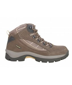 Hi-Tec Seronga Mid Hiking Shoes Sm Brown/Taupe/Gldn Hz