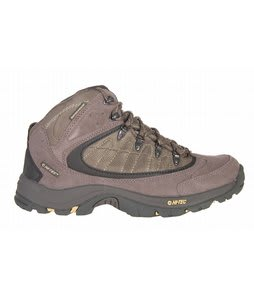 Hi-Tec Sofala Mid WP Hiking Shoes Smokey Brown/Taupe/Golden Haze